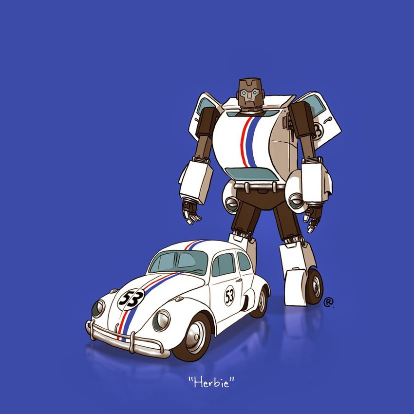What If 80s Cartoons Cars Were Transformers
