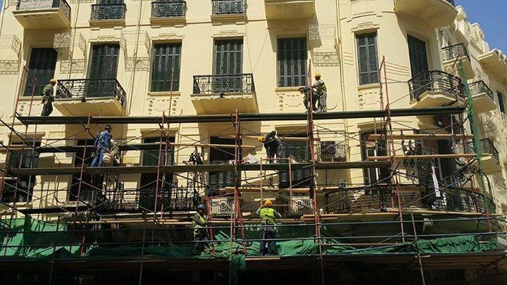 Ongoing repairs