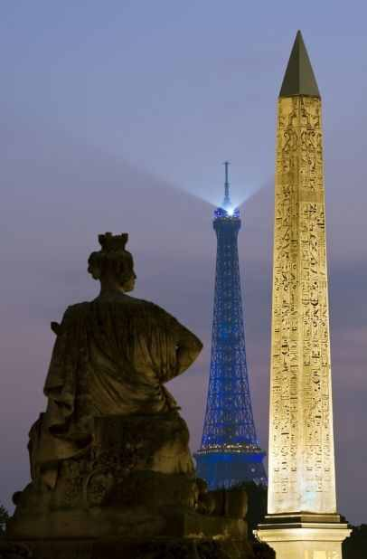 Paris Obelisk