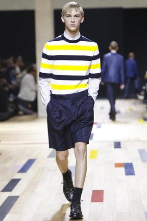 Dior Homme, Menswear Spring Summer 2015 Fashion Show in Paris