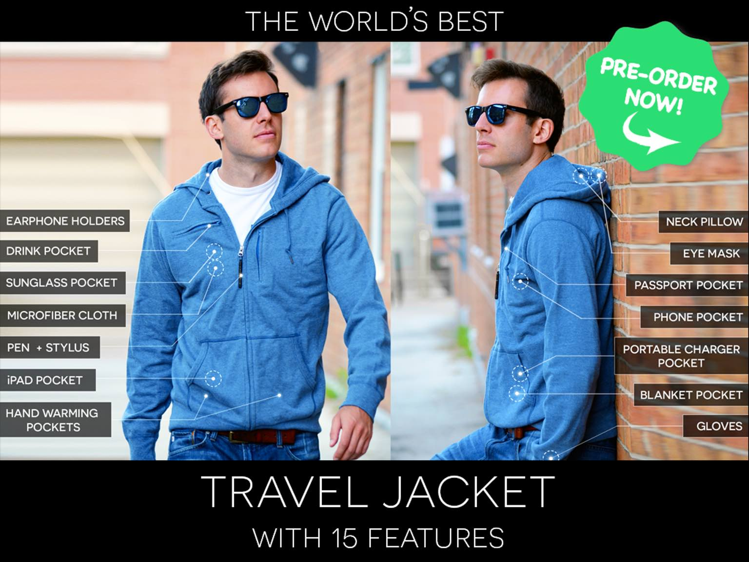 traveljacket