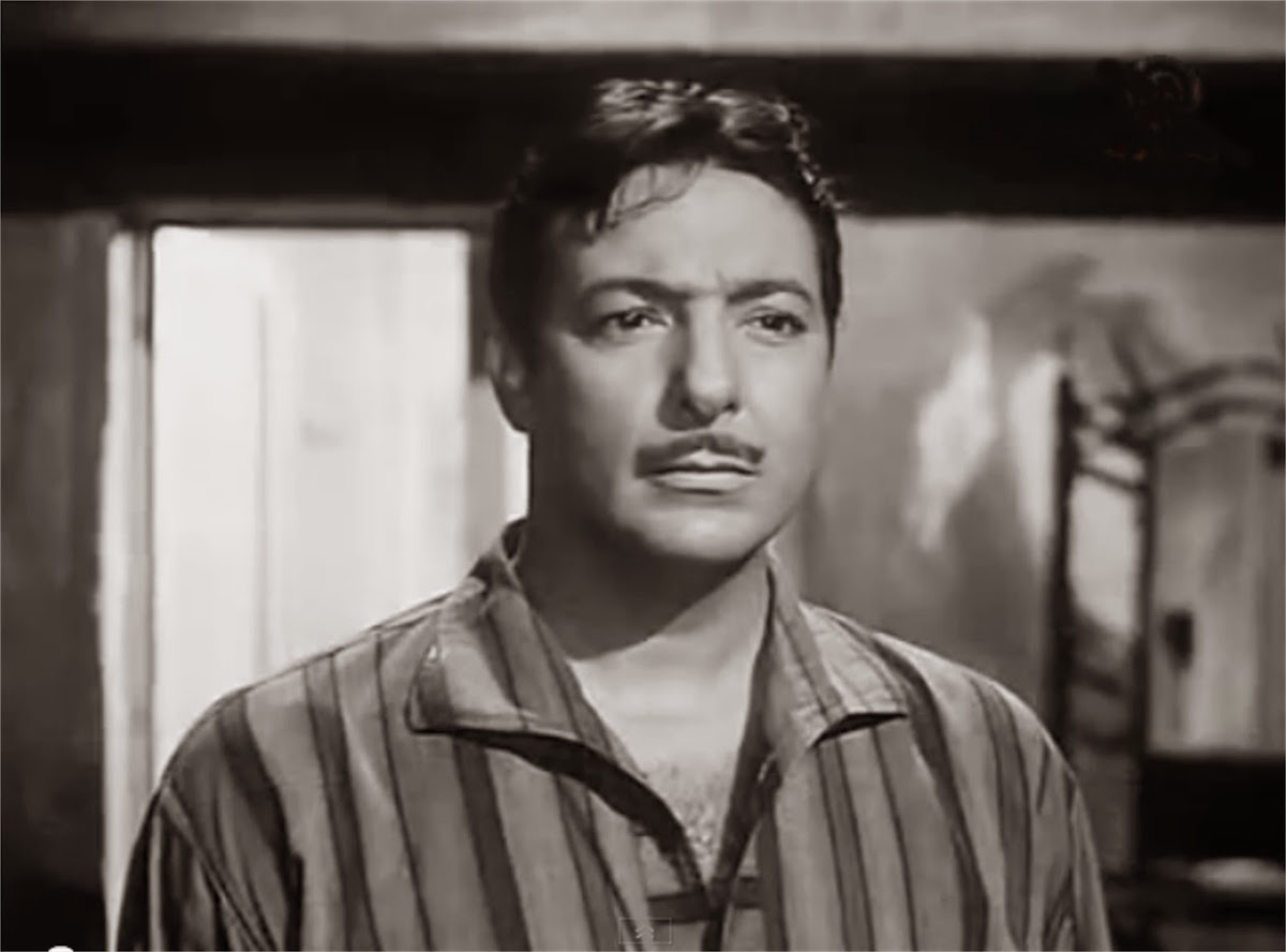 Roushdy Abaza, hunk of Egyptian cinema