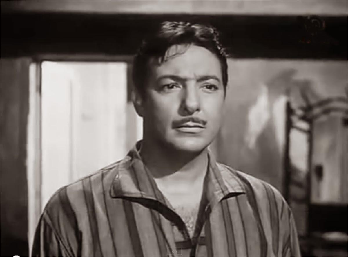 Roushdy Abaza, hunk of Egyptian cinema