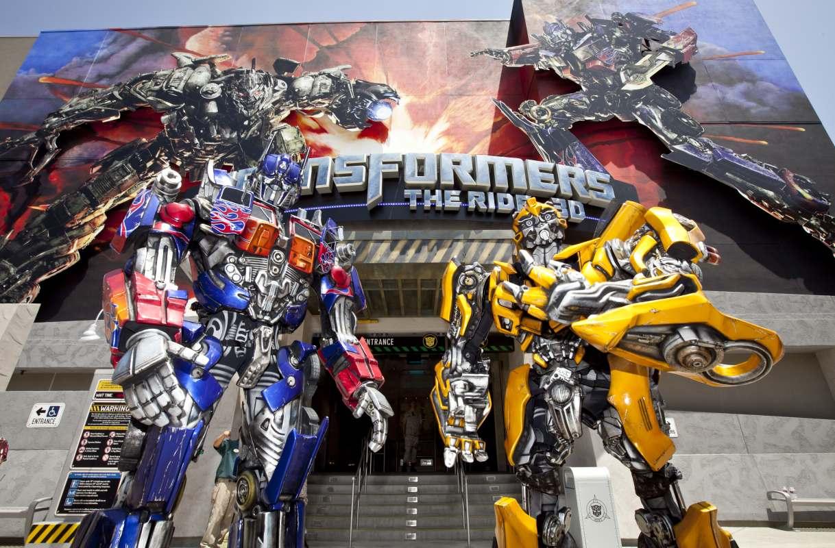 Transformersride