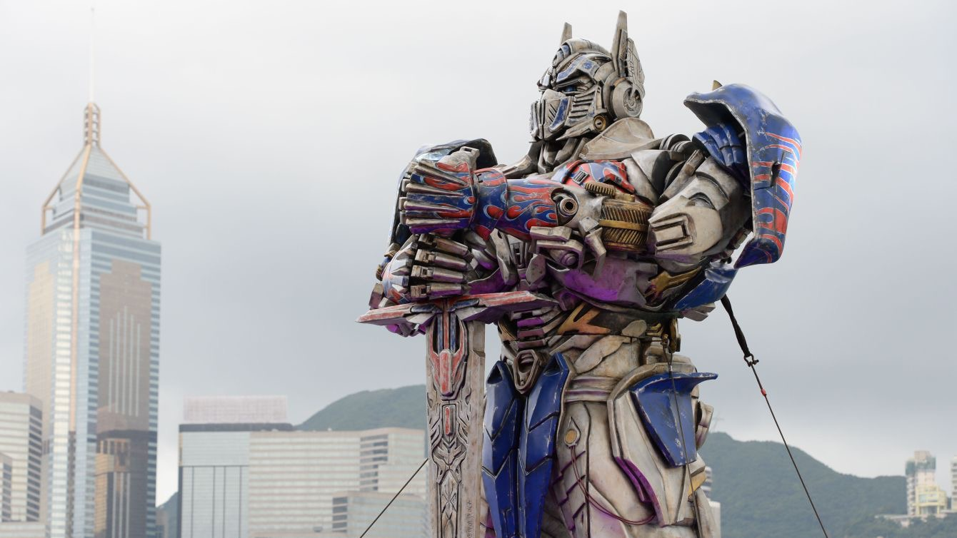 TRANSFORMERS LIVE