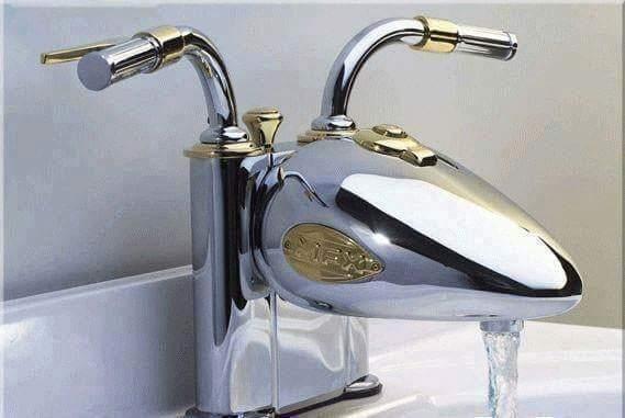 Moto faucet