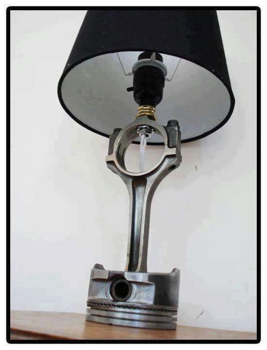 Pison lamp