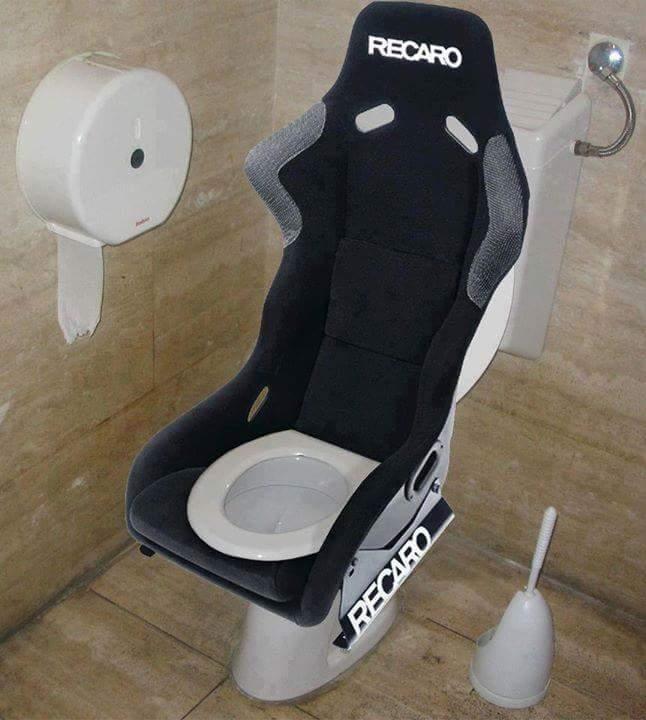 Toilet recaro