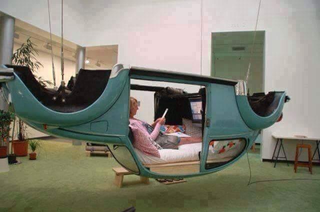 VW hammock