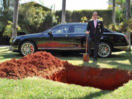 bury bently