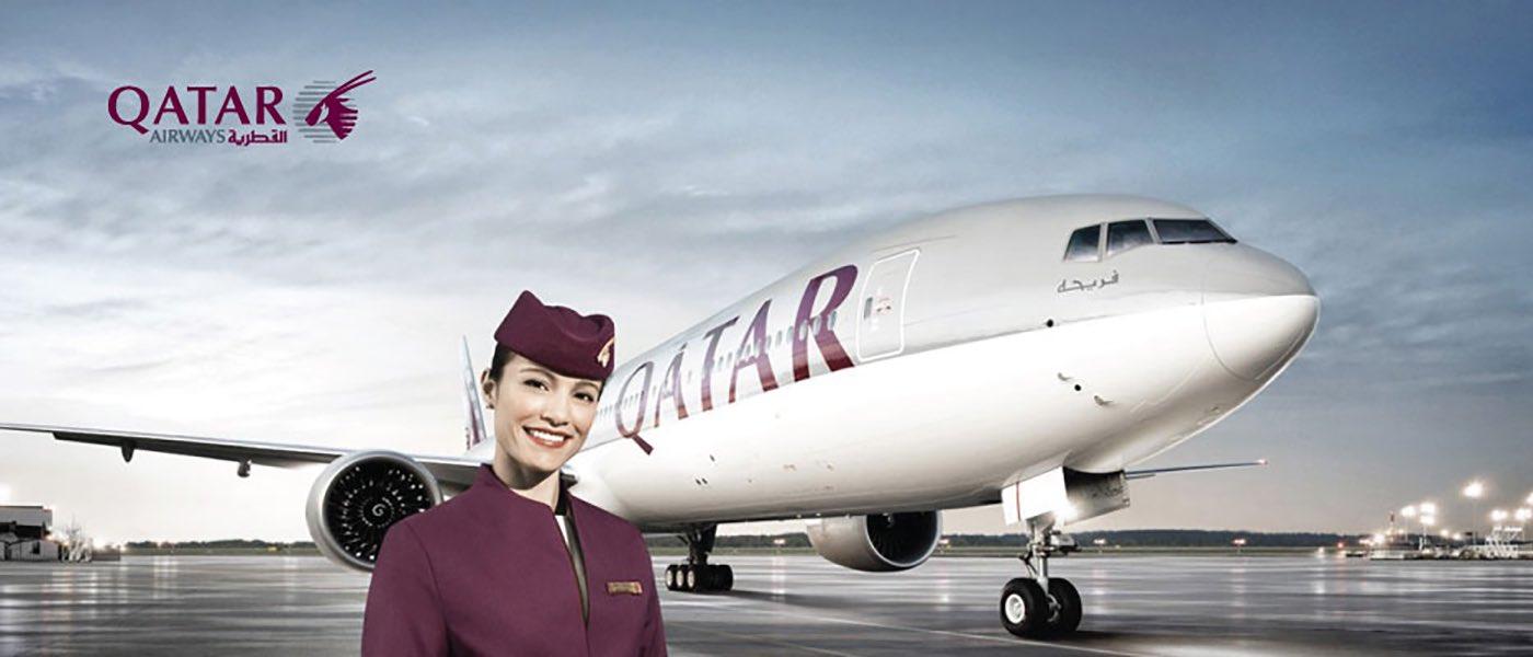 Qatar Airways OFFER - ELMENS