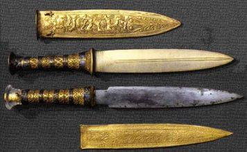Dagger-of-Tutankhamun