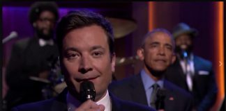 Jimmy Fallon Obama