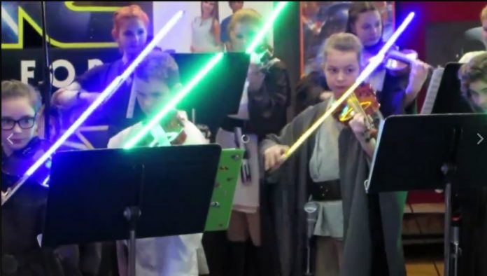 Star Wars Choir
