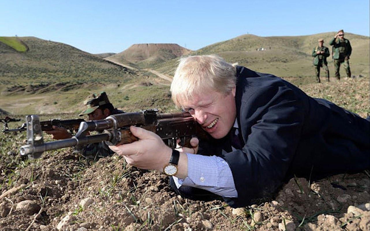 Boris Johnson Email
