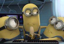 minions bananas