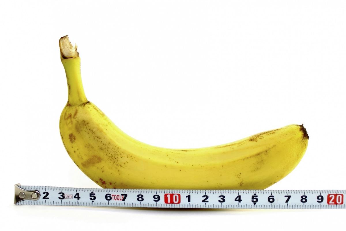 penis-size-banana