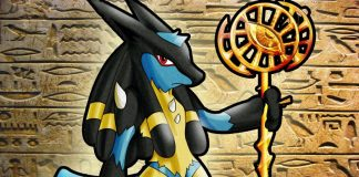 pokemon egypt