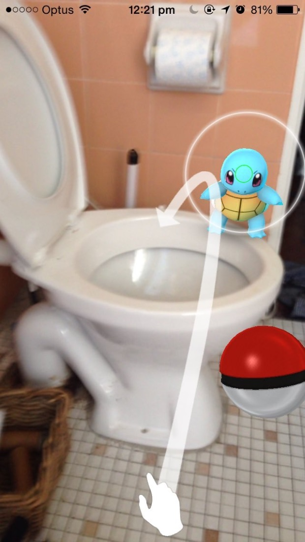 pokemon toilet