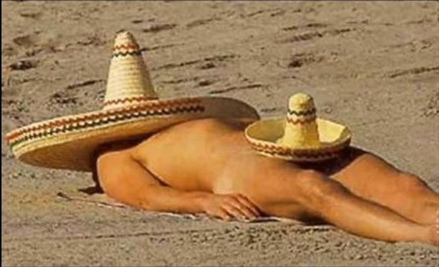 sunbathing-in-mexico