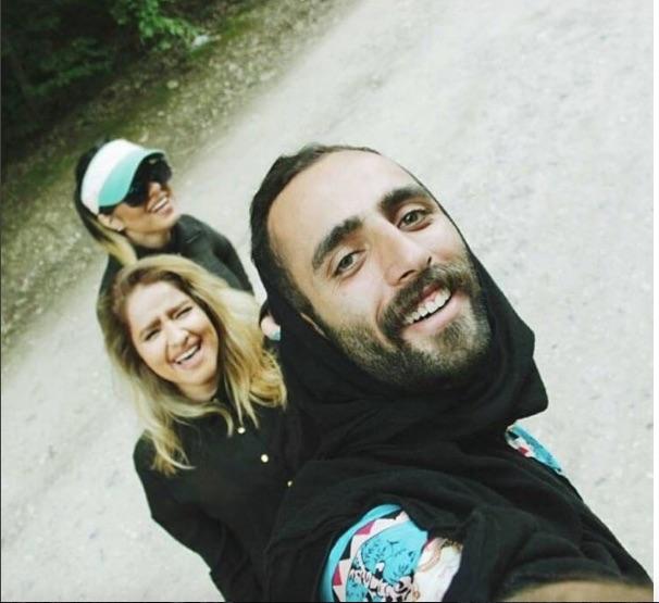 Iranian Men Hijab 1