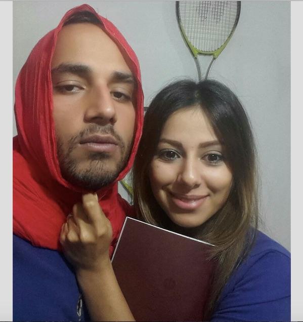 Iranian Men Hijab 2