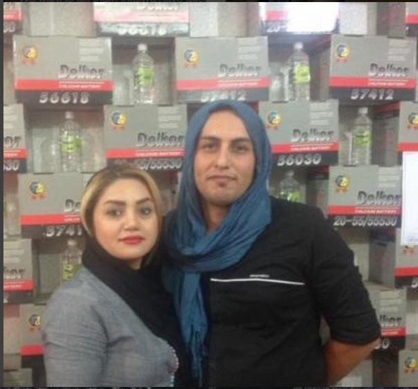Iranian Men Hijab 3