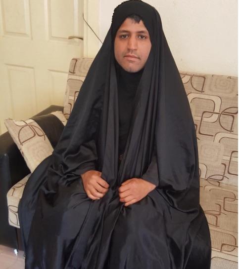 Iranian Men Hijab 4