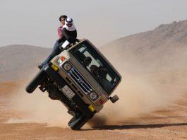 Saudi Arabia Drift