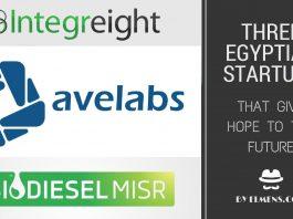 Three EG Startups