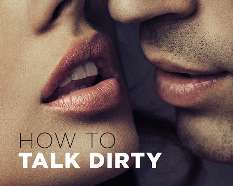 How to sex talk a guy