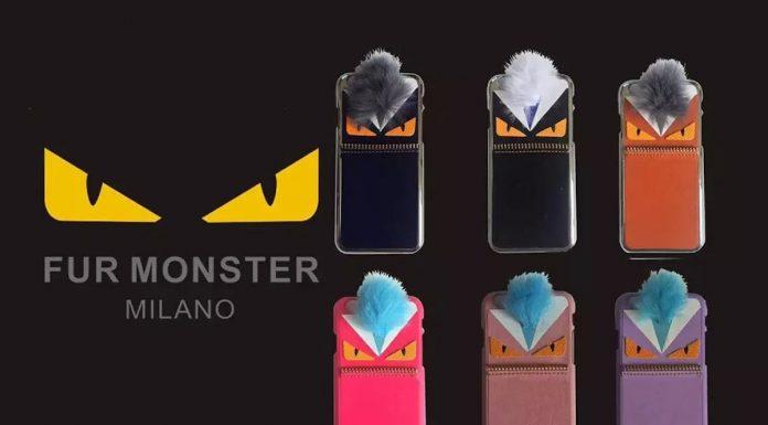 fendi monster
