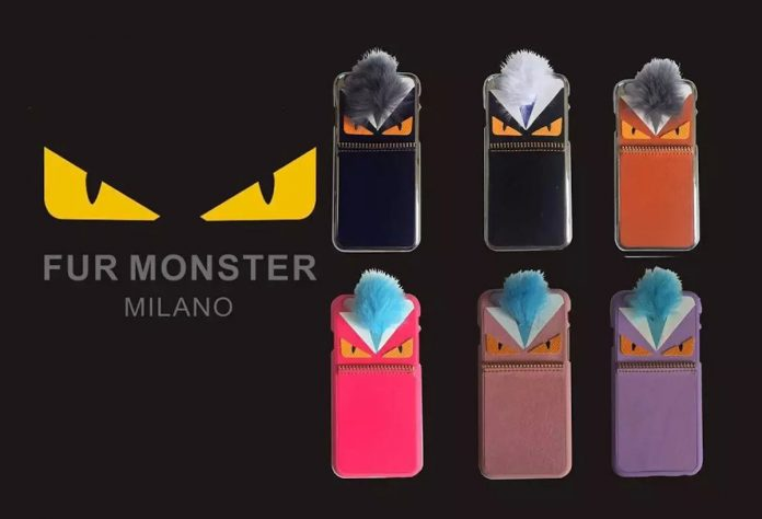 fendi monster