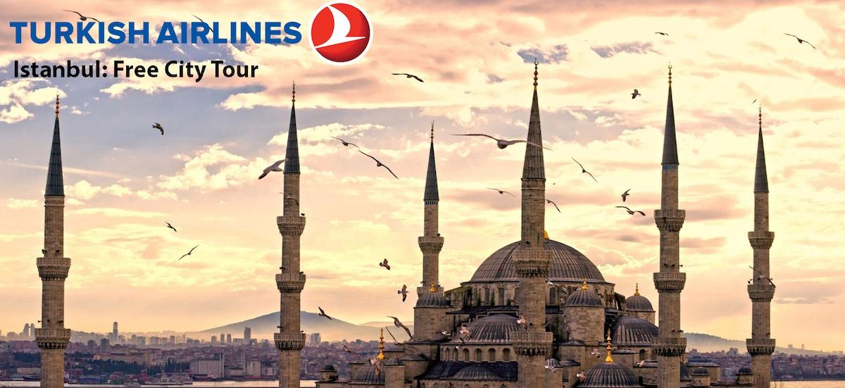 Istanbul free tour