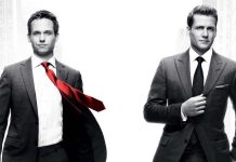 Harvey Specter & Mike Ross
