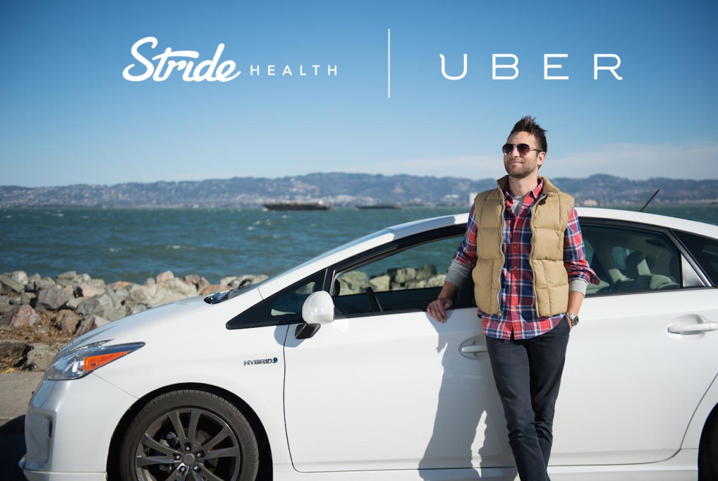 uber stride health