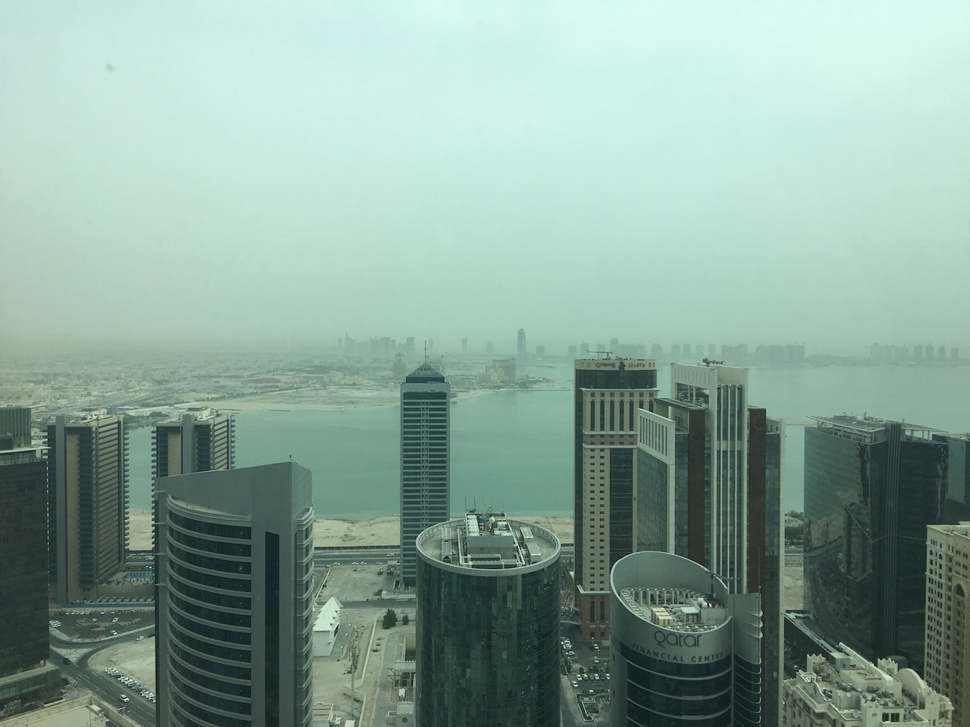 DOHA VIEW MARRIOTT MARQUIS