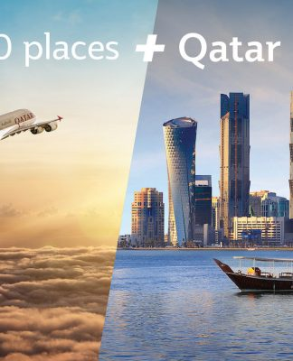 qatar airways free hotel