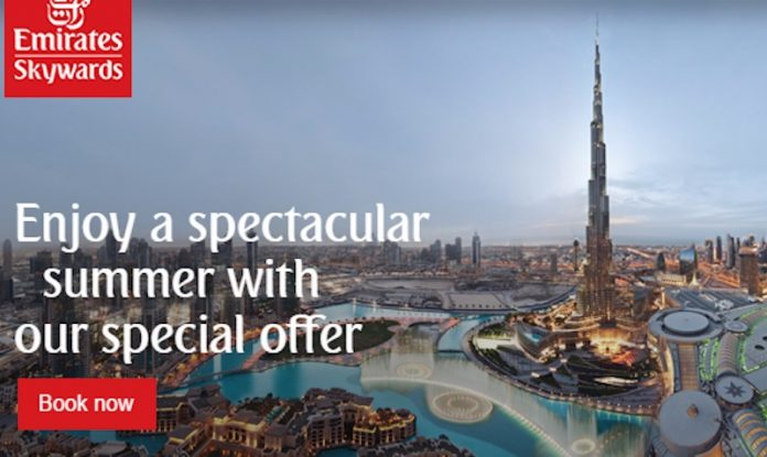emirates summer offer