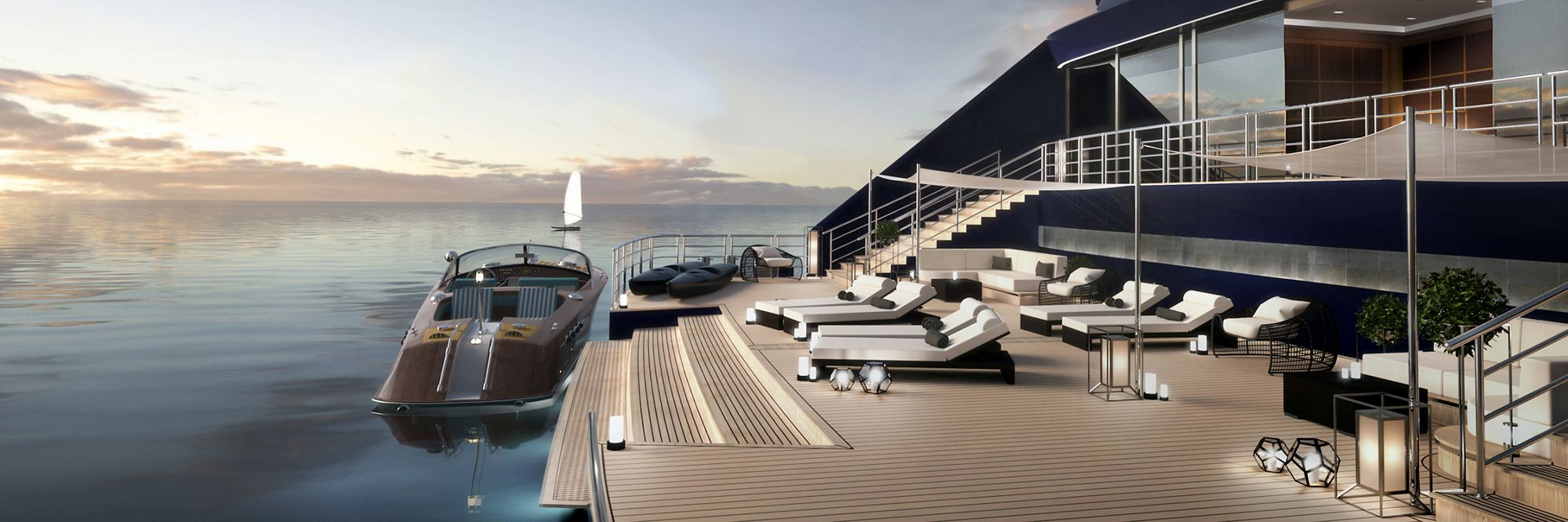 Ritz Carlton Yacht Collection 1