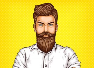 How to Grow a Thicker Beard - The Four Week Beard Rule
