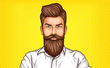 How to Grow a Thicker Beard - The Four Week Beard Rule
