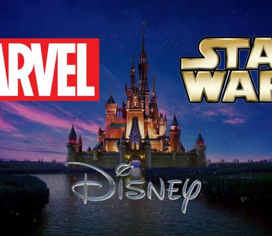 Disney Marvel Star Wars