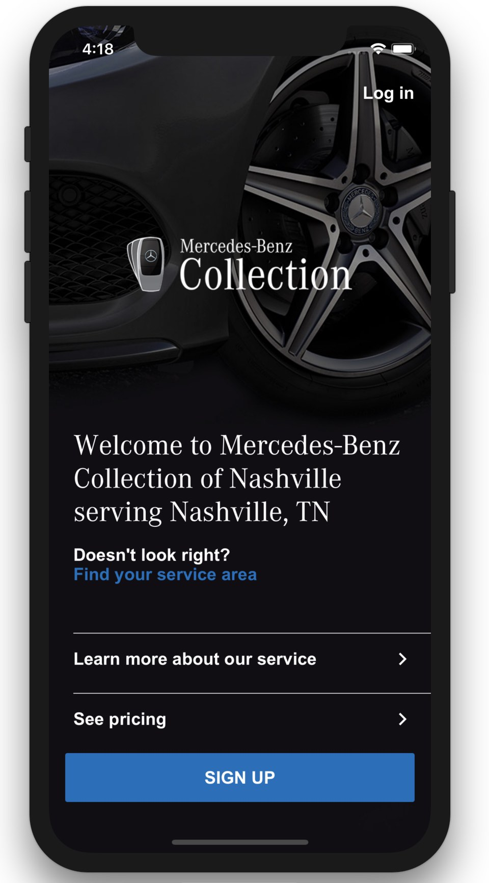 Mercedes-Benz Collection APP