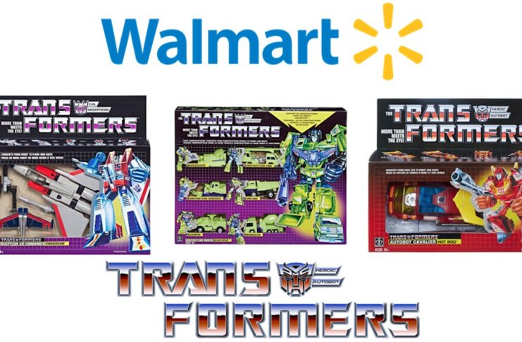 Walmart Exclusive G1 Reissues with updated links to them Bumblee Bee Outback Swerve Tailgate