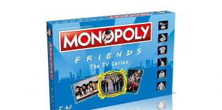 Fans Rejoice the Release of MONOPOLY FRIENDS Edition