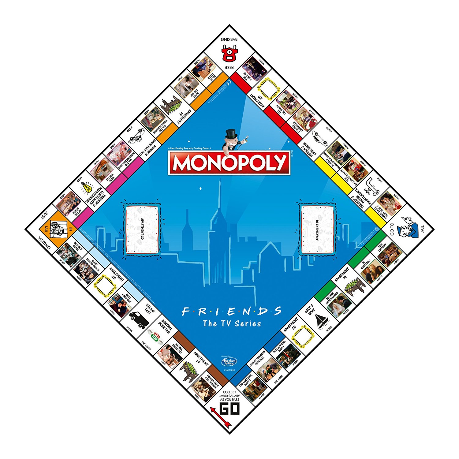 Fans Rejoice the Release of MONOPOLY FRIENDS Edition 3