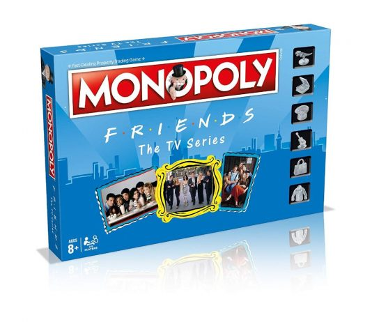 Fans Rejoice the Release of MONOPOLY FRIENDS Edition