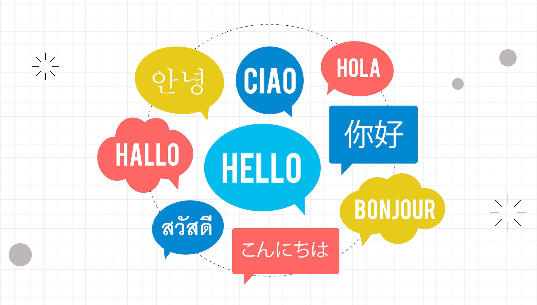 Learning A Foreign Language!
