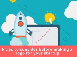 6 Tips to consider before making a Logo for your Startup